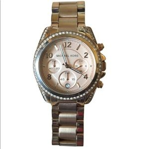Micheal Kors Watch MK5263 Rose Gold